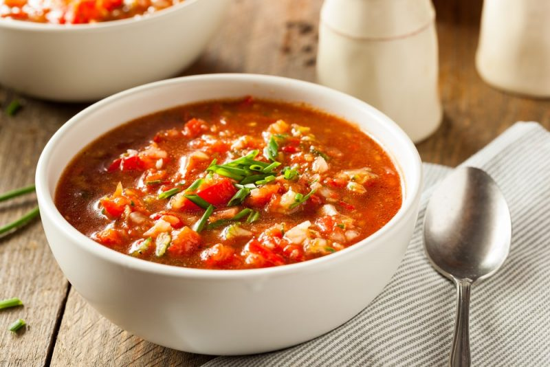 The best gazpacho you've ever had